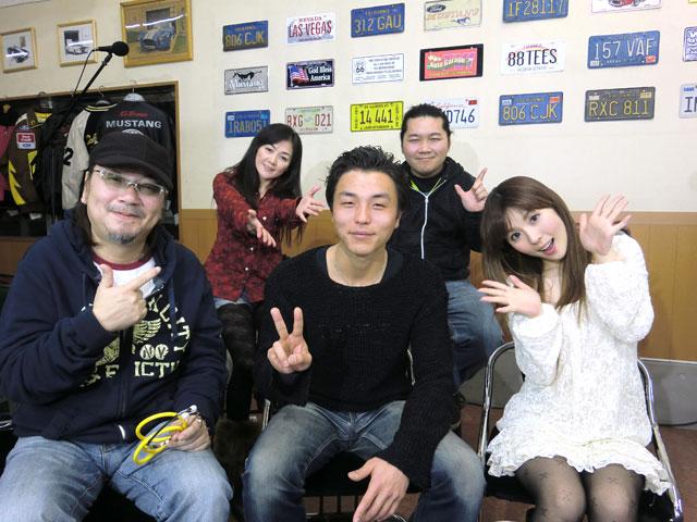 『湾岸ベース』#7(2011年3月3日放送分)