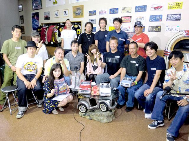 『湾岸ベース』#21(2011年6月23日放送分)