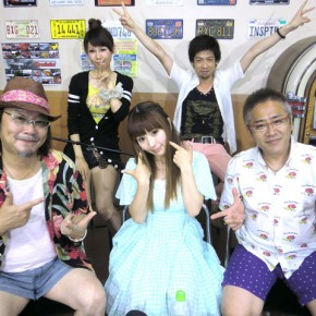 『湾岸ベース』#28(2011年8月11日放送分)