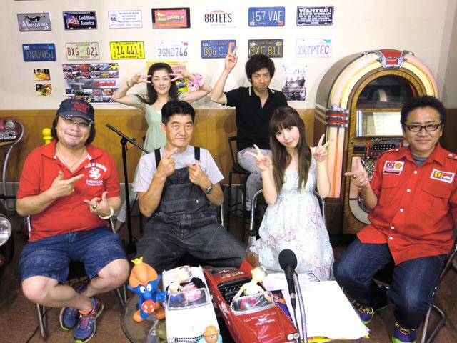 『湾岸ベース』#30(2011年9月8日放送分)