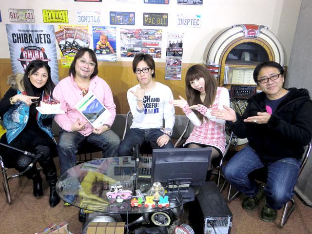 『湾岸ベース』#49(2012年2月16日放送分)