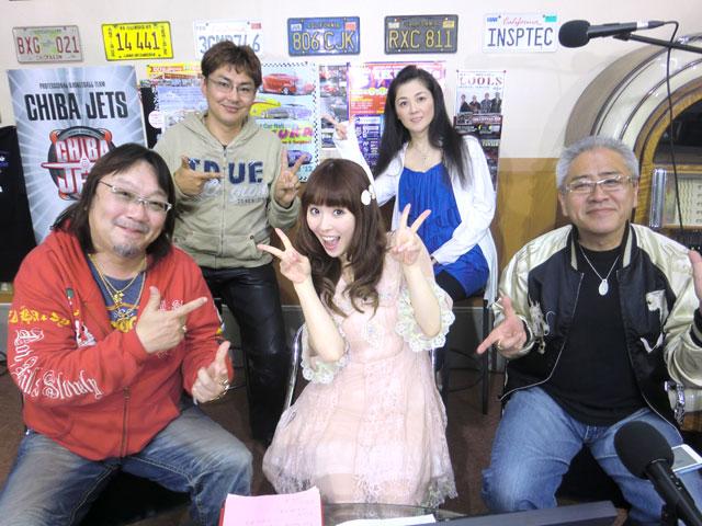 『湾岸ベース』#56(2012年4月12日放送分)