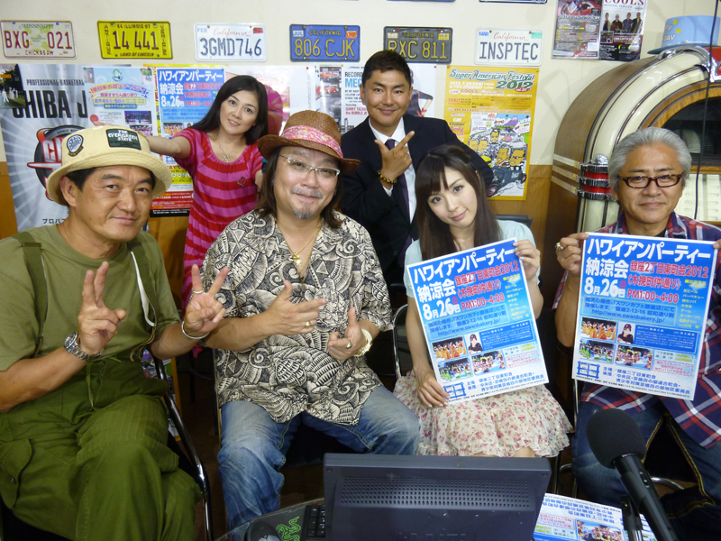 『湾岸ベース』#65(2012年6月28日放送分)