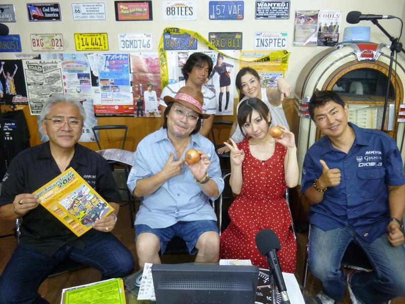 『湾岸ベース』#70(2012年8月2日放送分)