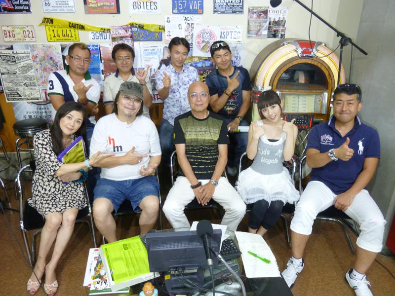『湾岸ベース』#75(2012年9月13日放送分)