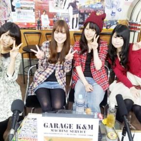 『いきますCar!-湾岸ガレージオーディション-』#12(2012年11月1日放送分)