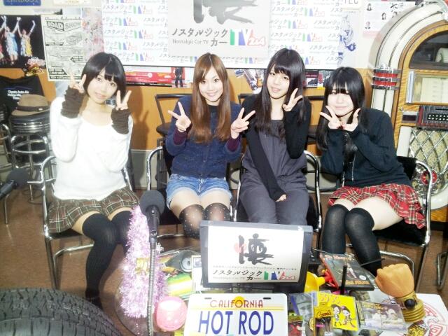 『いきますCar!-湾岸ガレージオーディション-』#13(2012年11月15日放送分)