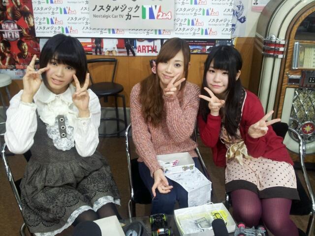 『いきますCar!』#17(2013年2月7日放送分)