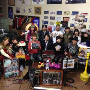 『湾岸ベース』#139(2014年1月30日放送分)