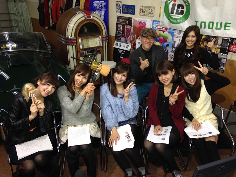 『エンジンで行こう!』#3(2014年2月13日放送分)