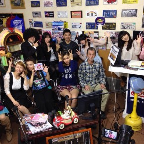『湾岸ベース』#149(2014年4月10日放送分)