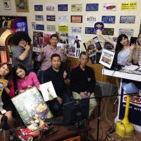 『湾岸ベース』#154(2014年5月15日放送分)