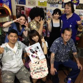 『湾岸ベース』#158(2014年6月12日放送分)