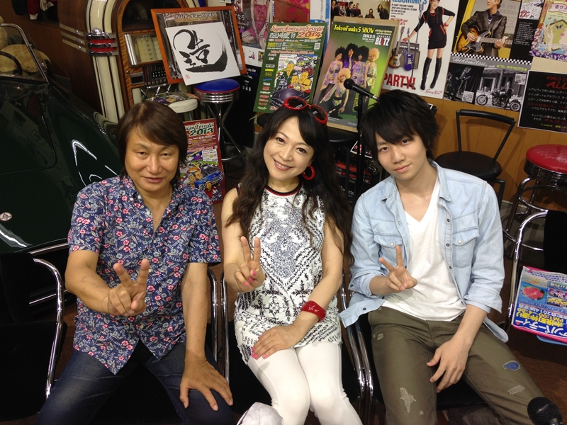 『meguming LOVE U tv』#9(2014年07月17日放送分)