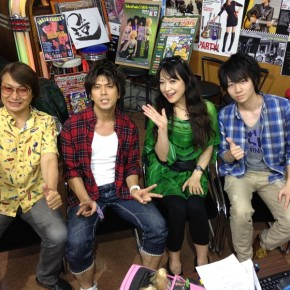 『meguming LOVE U tv』#10(2014年07月24日放送分)