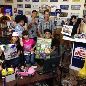 『湾岸ベース』#166(2014年08月07日放送分)