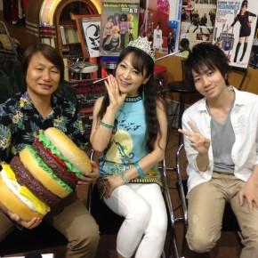 『meguming LOVE U tv』#12(2014年08月21日放送分)