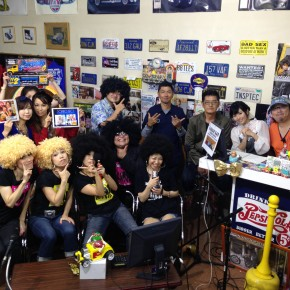 『湾岸ベース』#173(2014年10月02放送分)