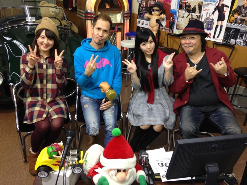 『ヒデッキーTV(仮)』#02(2014年11月20日放送分)