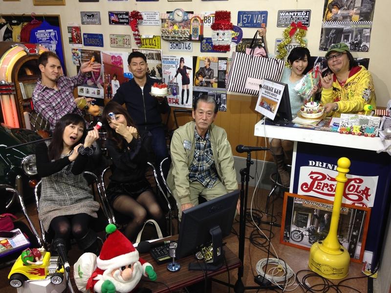 『湾岸ベース』#181(2014年12月04放送分)