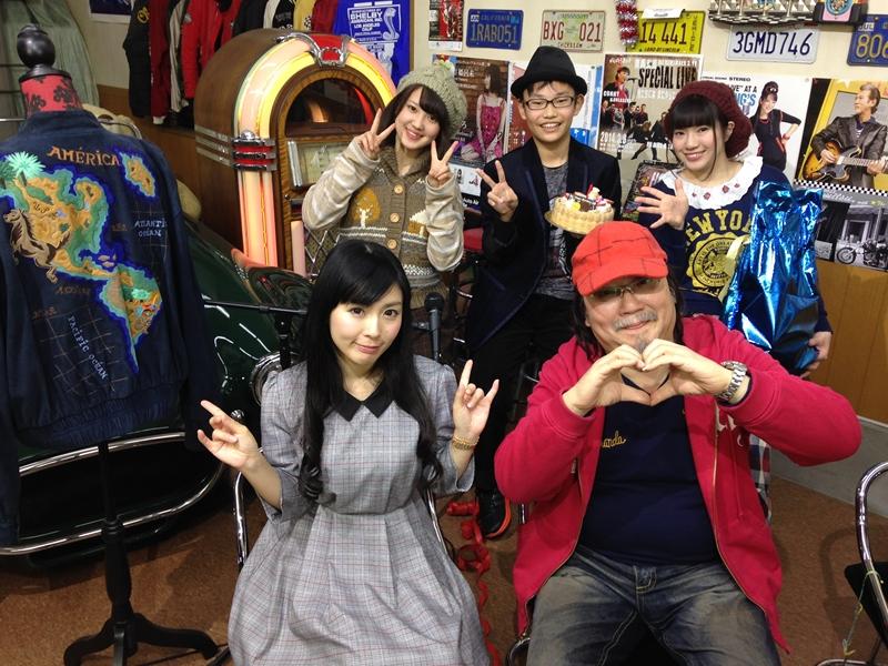 『ヒデッキーTV(仮)』#06(2014年12月18日放送分)