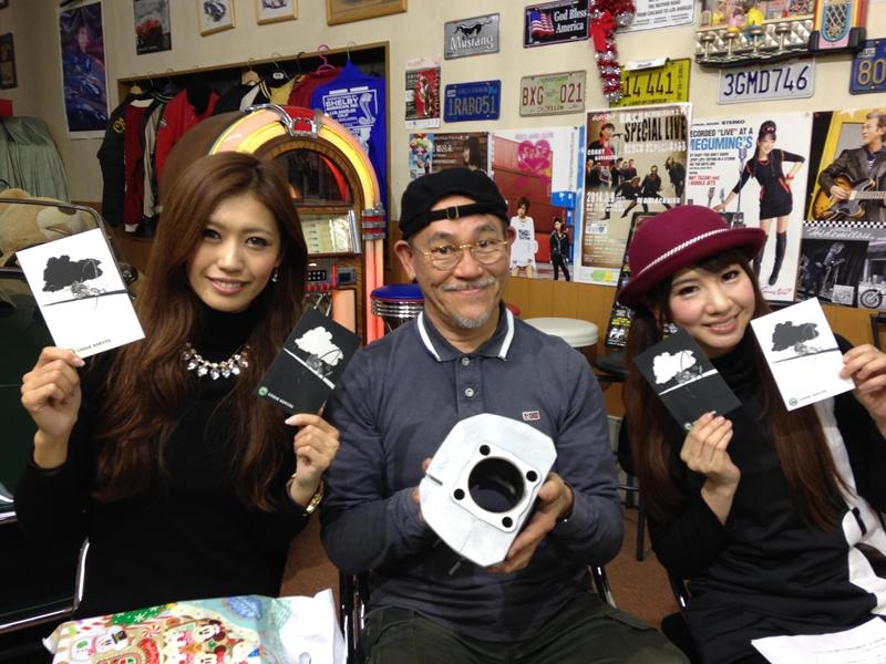 『エンジンで行こう!』#12(2014年12月11日放送分)