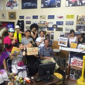 『湾岸ベース』#209(2015年07月30日放送分)