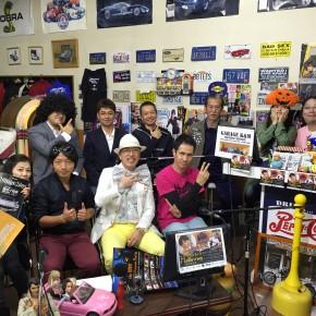 『湾岸ベース』#220(2015年10月22日放送分)