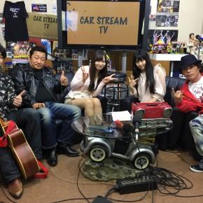 『CARSTREAM TV』#03(2016年3月10日放送分)