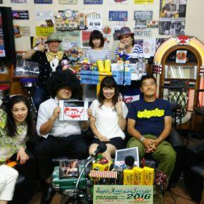 『湾岸ベース』#249(2016年6月9日放送分)