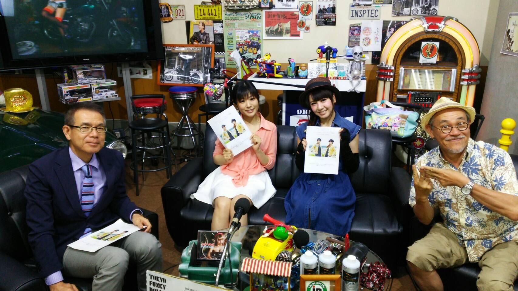 『エンジンで行こう!』#26(2016年7月14日放送分)