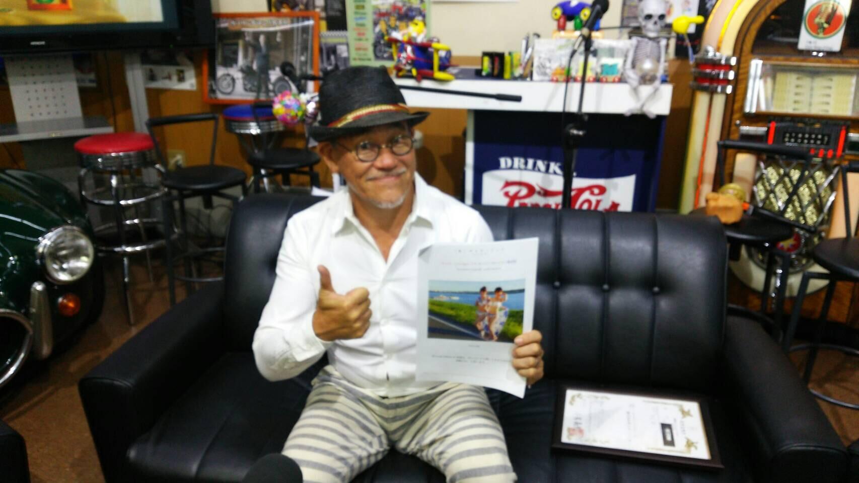 『エンジンで行こう!』#27(2016年8月11日放送分)
