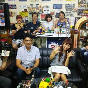 『湾岸ベース』#256(2016年8月4日放送分)