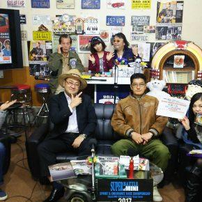 『湾岸ベース』#274(2017年1月12日放送分)