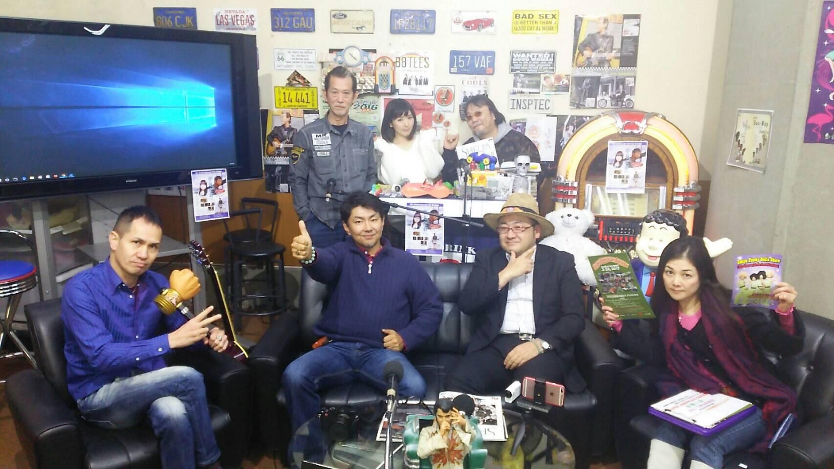『湾岸ベース』#280(2017年2月23日放送分)