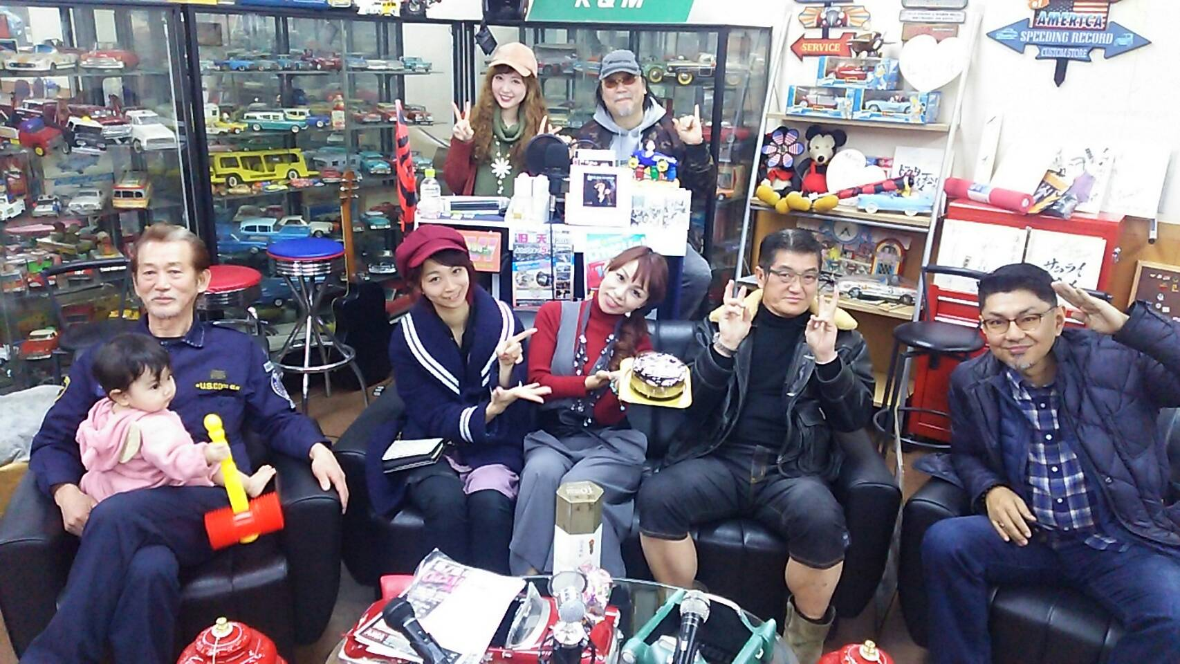 『湾岸ベース』#321(2018年2月15日放送分)