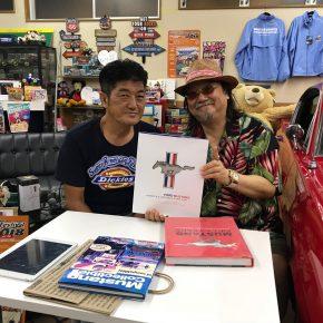 『マスタングの神様』#6(2018年7月30日放送分)