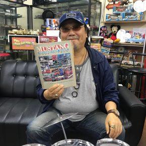 『マスタングの神様』#10(2018年10月15日放送分)