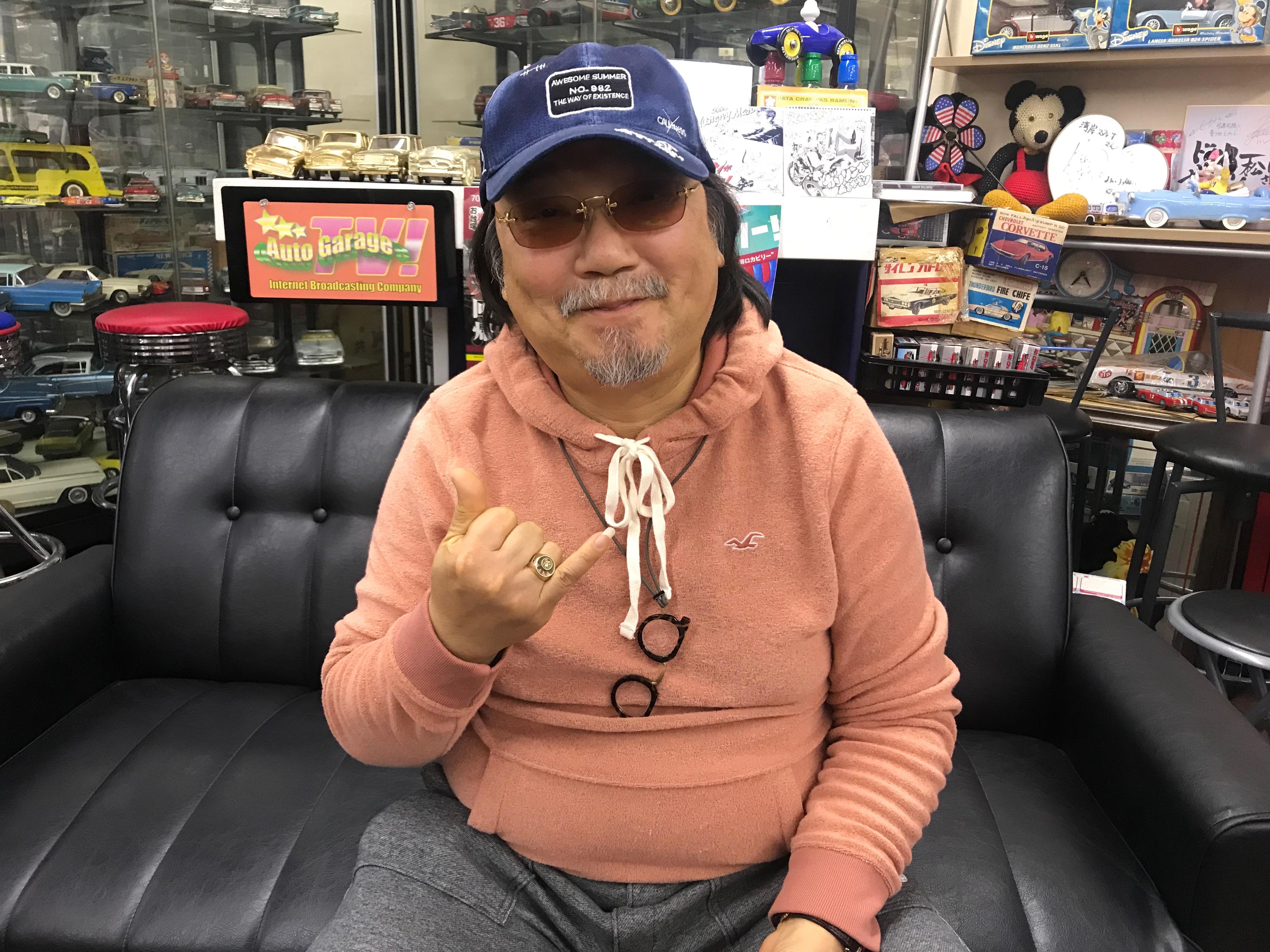 『マスタングの神様』#12(2018年11月26日放送分)