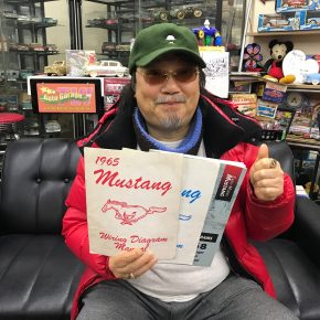 『マスタングの神様』#15(2019年1月31日放送分)