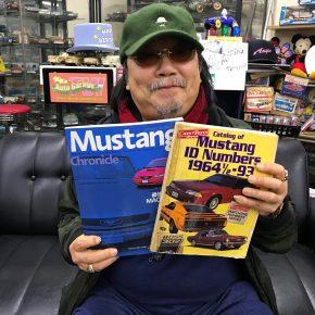 『マスタングの神様』#16(2019年2月28日放送分)
