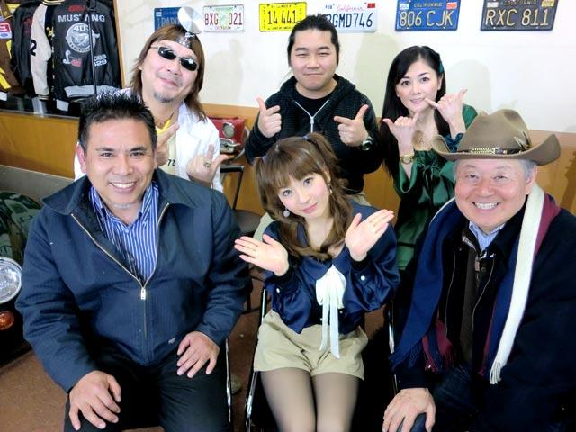 『湾岸ベース』#4(2011年2月3日放送分)