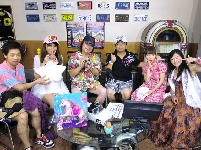 『湾岸ベース』#24(2011年7月14日放送分)