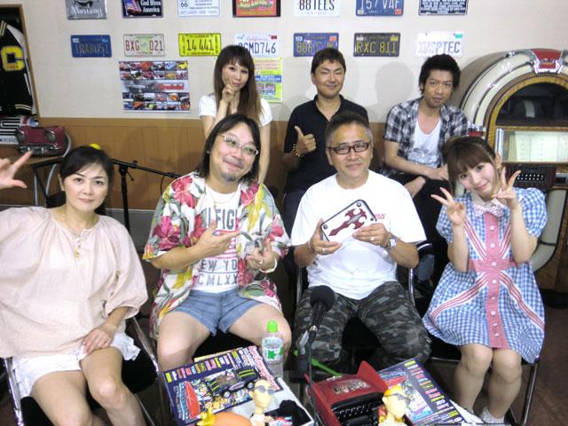 『湾岸ベース』#27(2011年8月4日放送分)