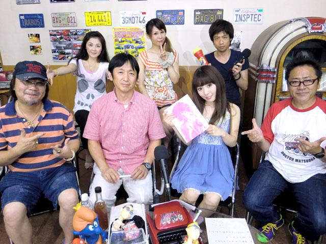 『湾岸ベース』#29(2011年9月1日放送分)