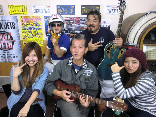 『SHIOHAMA7』(2011年11月24日放送分)