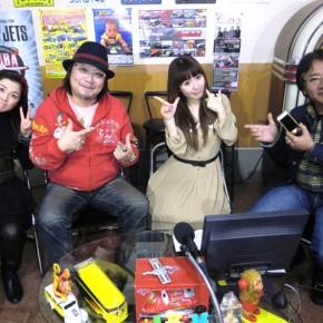 『湾岸ベース』#45(2012年1月19日放送分)