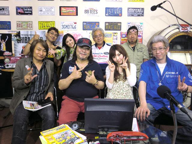 『湾岸ベース』#59(2012年5月17日放送分)