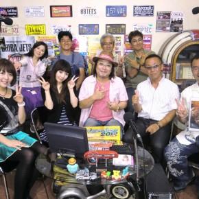 『湾岸ベース』#62(2012年6月7日放送分)