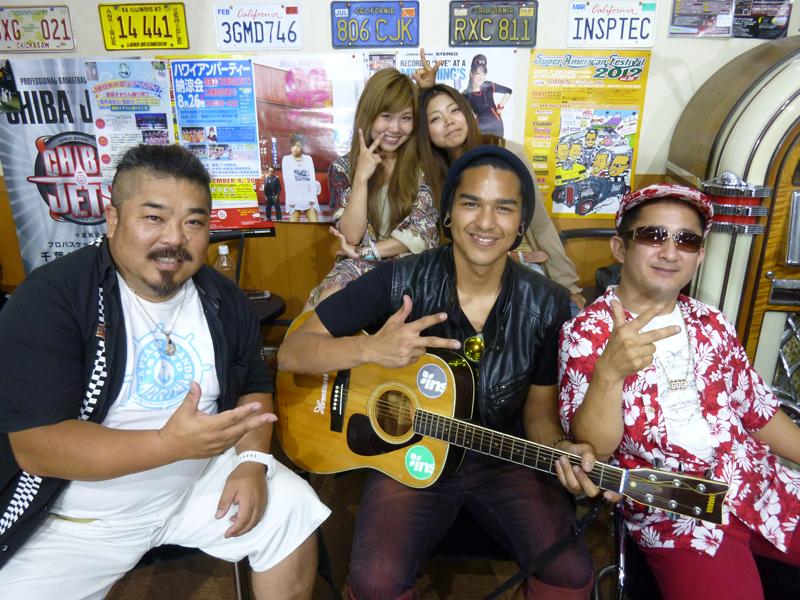 『SHIOHAMA7』(2012年6月28日放送分)
